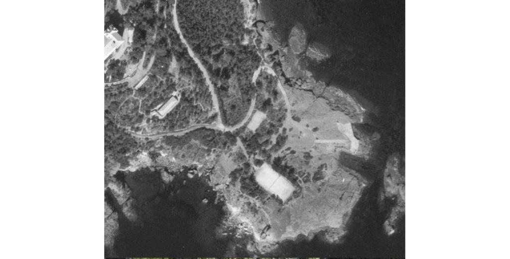 Pointe la Galère (Théoule, 06), tourelle Pz 38 (t) Theoul10