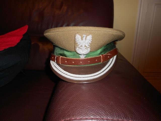 casquette major garde frontiere polonais Coiffu10
