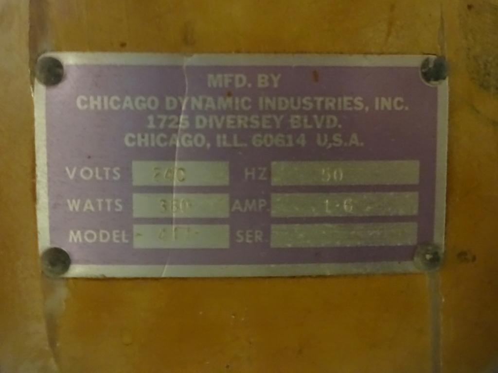 Flipper modèle Hee Haw de chez Chicago Coins de 1973 - VENDU Dsc03924