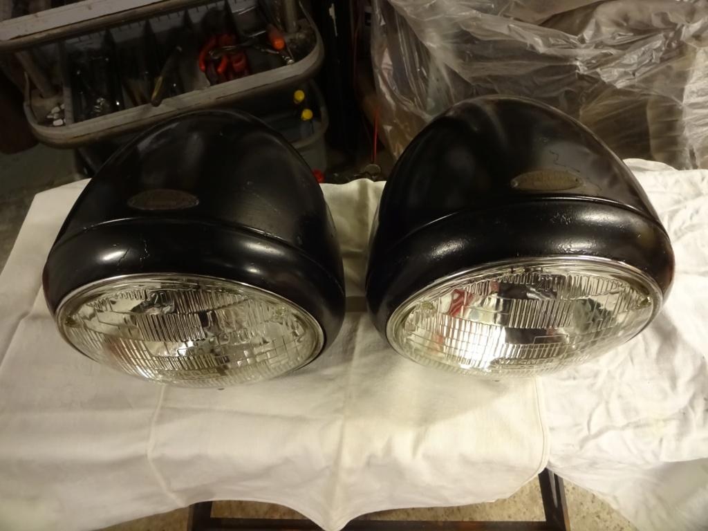 Paire de phares BLC Guide 682 J - VENDU Fullsi12