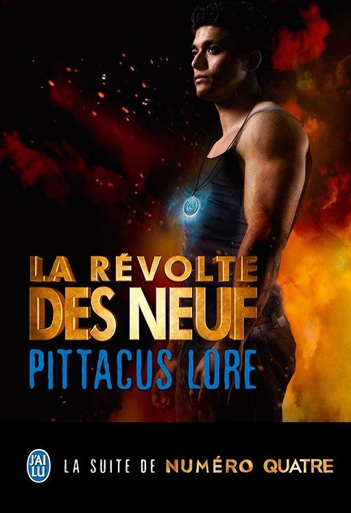 LORE Pittacus - Tome 3 : La révolte des Neuf 62550111