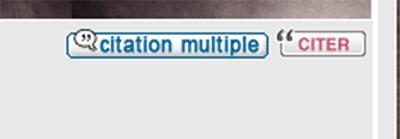 Utiliser les boutons sur le forum pour la mise en page Citatt10