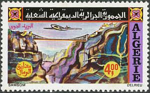 Emission Ponts d'Algerie Consta10