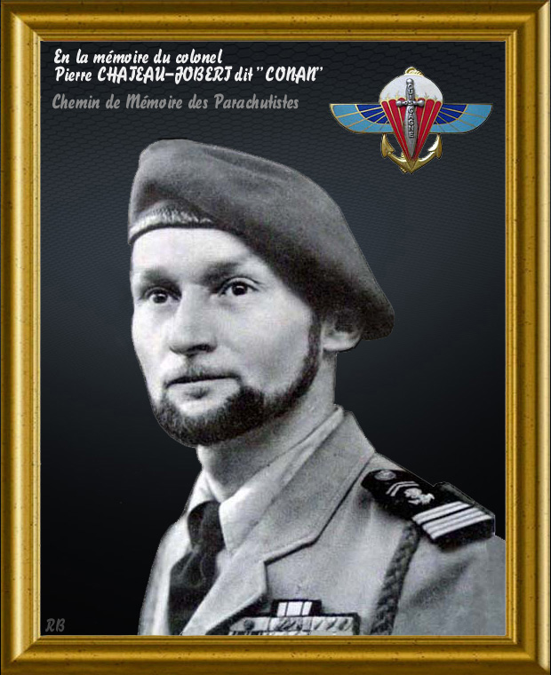 CHATEAU-JOBERT Pierre -colonel- dit CONAN - Page 3 2_foru10