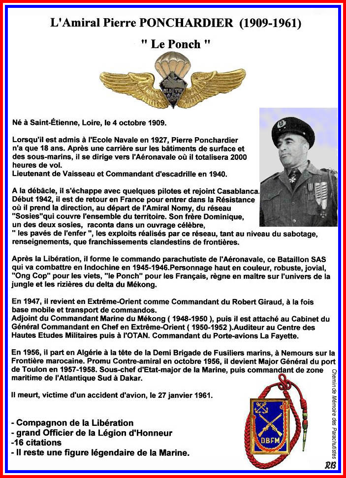 Unité mythique de la Marine nationale le commando Hubert  2_le_p10