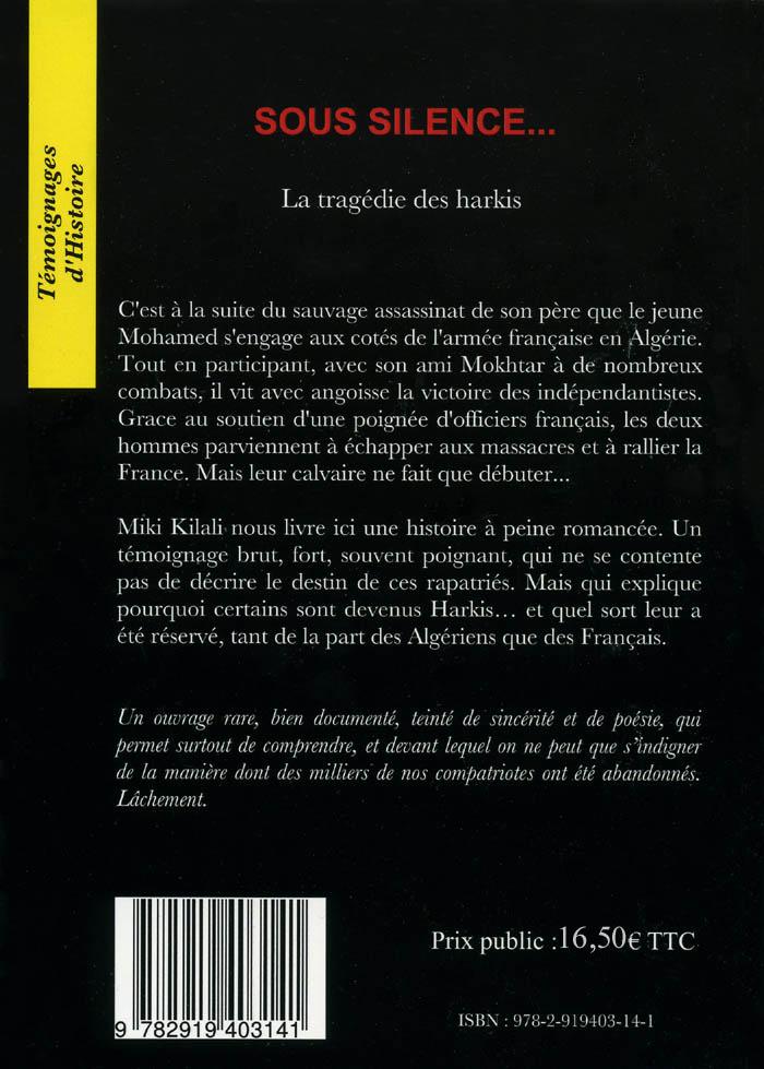 SOUS SILENCE  La tragédie des harkis 2_trag10