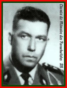 DEGUELDRE Roger lieutenant 1er REP - fusillé au Fort d'Ivry le 6 juillet 1962 3_roge10