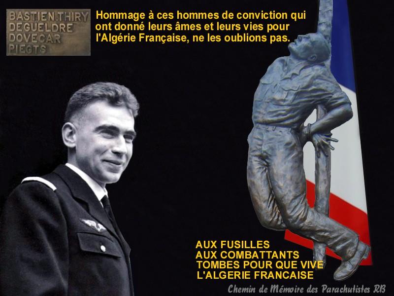 Hommage au Colonel Jean BASTIEN-THIRY,héros de la Patrie, fusillé il y a 50 ans, le 11 Mars 1963 7_foru10