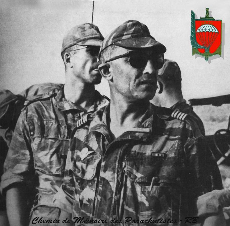 TRINQUIER Roger - Colonel - 1963-1965 1er président Union Nationale des Parachutistes 8_foru11