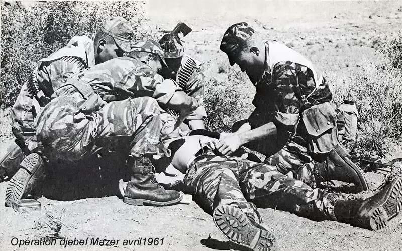 LES MARINS DU DJEBEL MAZER,la dernière bataille car l'heure de l'indépendance approche. K_1_mo10