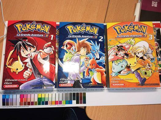 Pokemon [LGA] Rouge Bleu Jaune 10477210