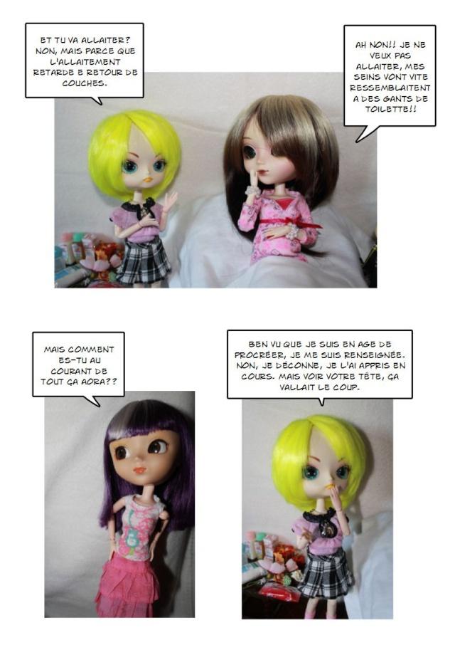 Mes petites dolls [Pullip] [Dal Hangry] [Hujo] [Taeyang] - Page 5 Page_911