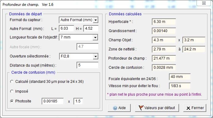 Optique géométrique (focale/lentilles/spectre/lumière etc.) Profon10