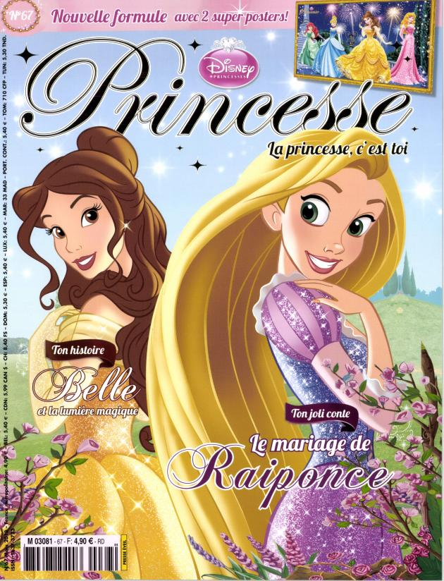 [Magazine] Disney Princesse Magazine France - Page 2 Mar_2010