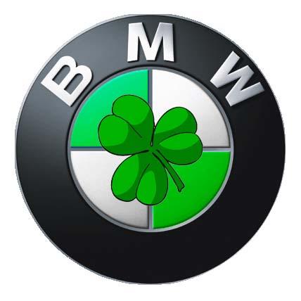 Happy St Pat's Bmw-ro10