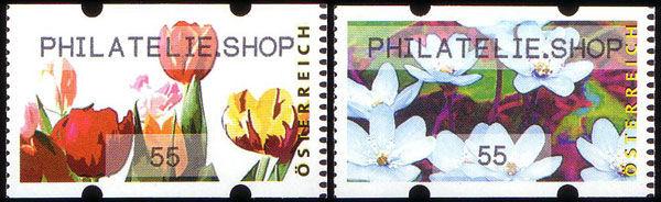Automatenmarken aus Münzwertzeichendruckern Bild112