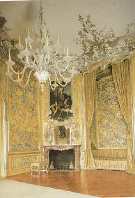 Schloss Nymphenburg à Munich Amalie10