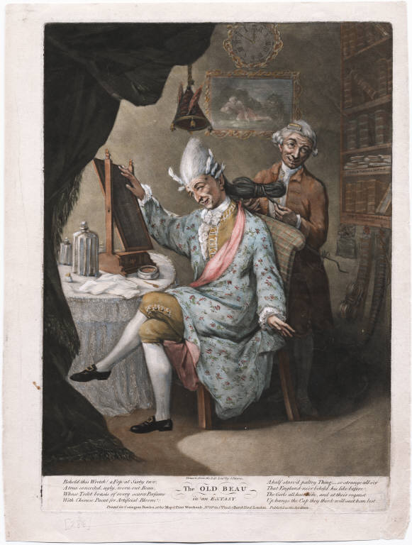 Coiffures du XVIIIeme: poufs, postiches, bonnets et chapeaux - Page 4 Image014