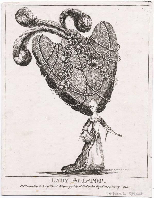Coiffures du XVIIIeme: poufs, postiches, bonnets et chapeaux - Page 4 Image016