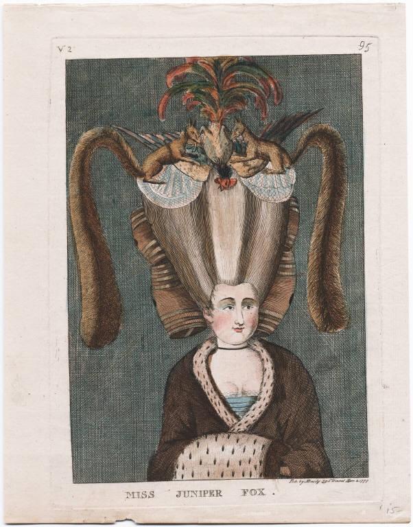 Coiffures du XVIIIeme: poufs, postiches, bonnets et chapeaux - Page 4 Image019