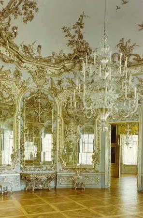 Schloss Nymphenburg à Munich Rococo11