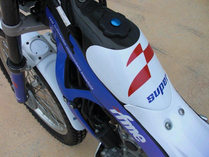 Montesa 4RT Fédération Real moto espagnol.  18413610
