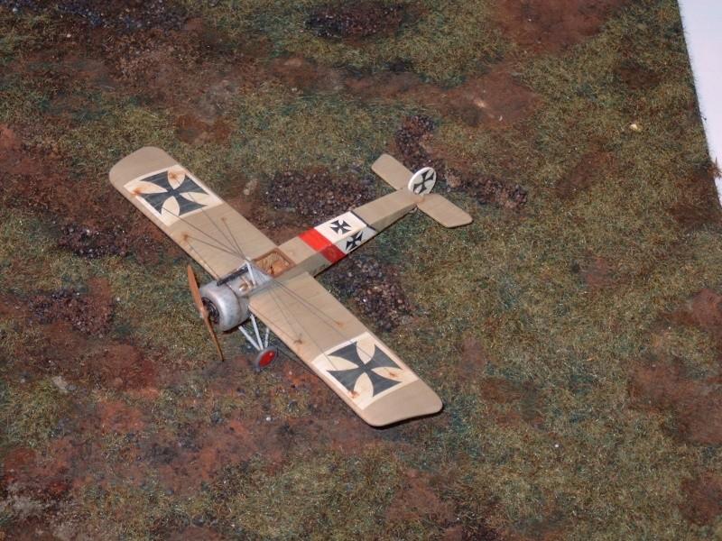 [revell] Fokker E.III UDET a ses débuts Finit_25