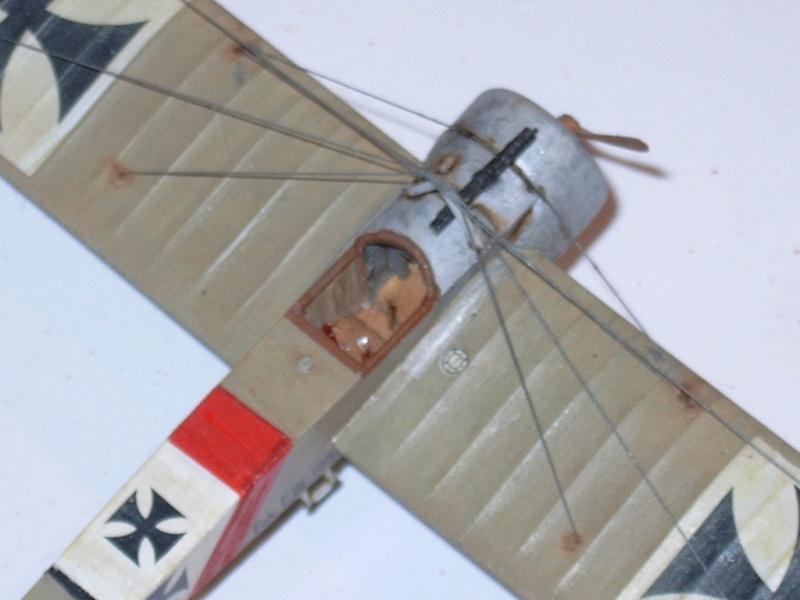 [revell] Fokker E.III UDET a ses débuts Finit_26