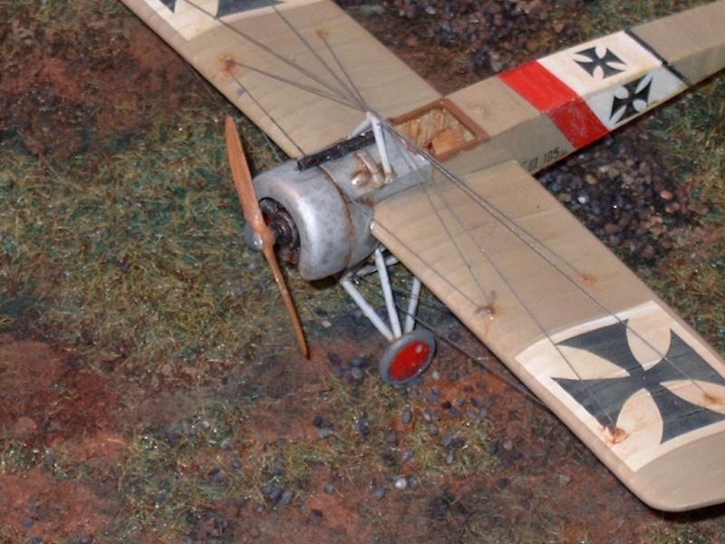 [revell] Fokker E.III UDET a ses débuts Finit_28