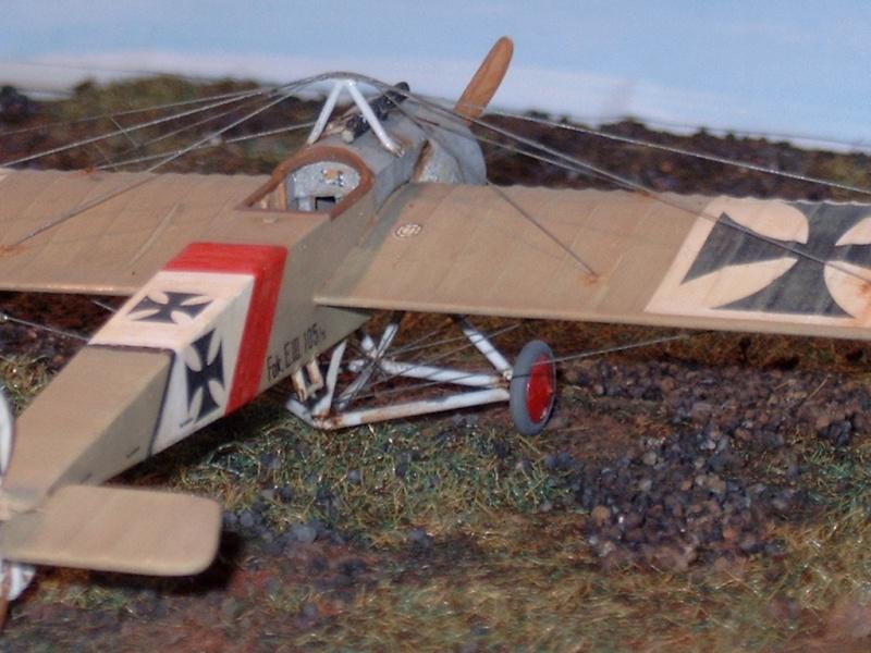 [revell] Fokker E.III UDET a ses débuts Finit_30