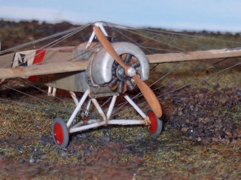 [revell] Fokker E.III UDET a ses débuts Finit_31