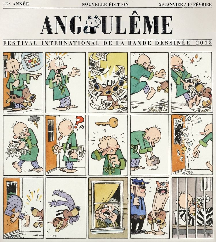 Festival International de la Bande Dessinée - Angoulême 69062110