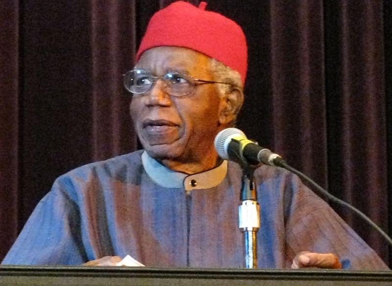 Chinua Achebe [Nigeria] Achebe10