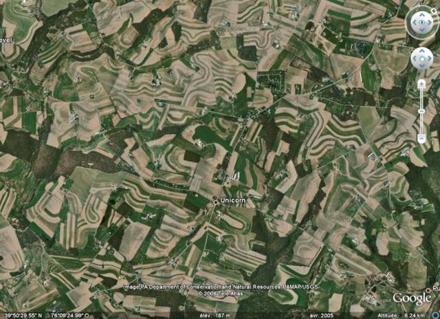 Les Champs des Amish, Pennsylvanie, USA [C'est quoi ?] Amish10