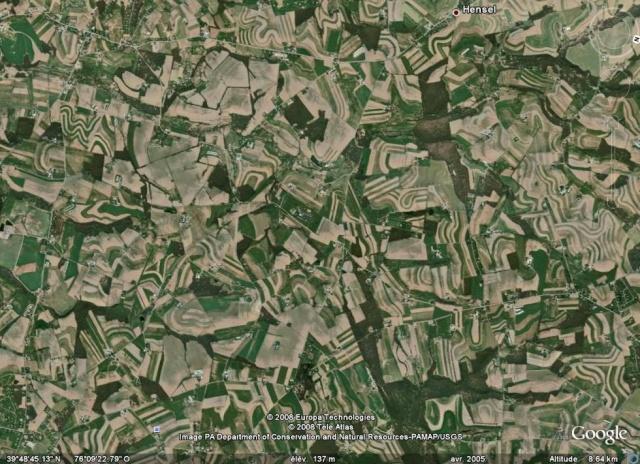 Les Champs des Amish, Pennsylvanie, USA [C'est quoi ?] Amish210