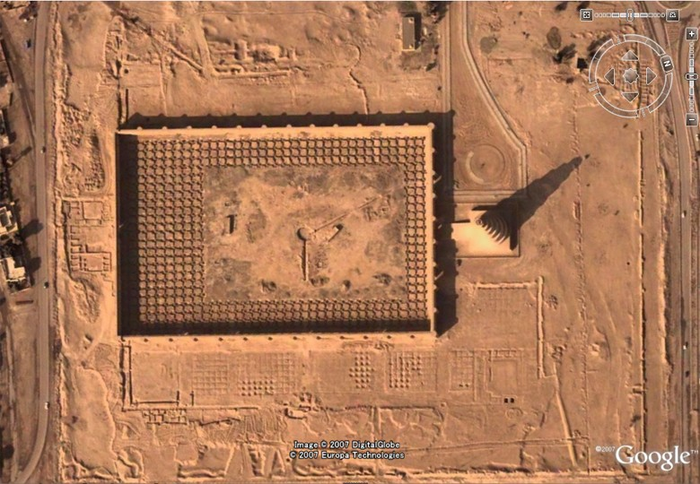 Les mosquées du monde. Samarr10