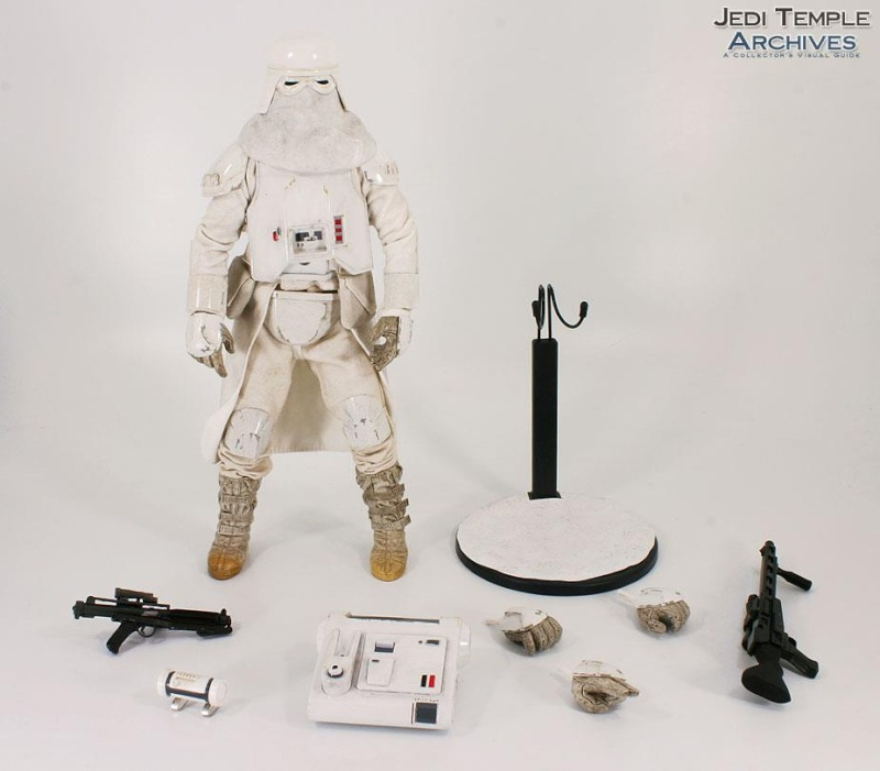 "Sideshow Collectibles - 12"" - Snowtrooper Hoth Battle  - Page 2 11095_10"