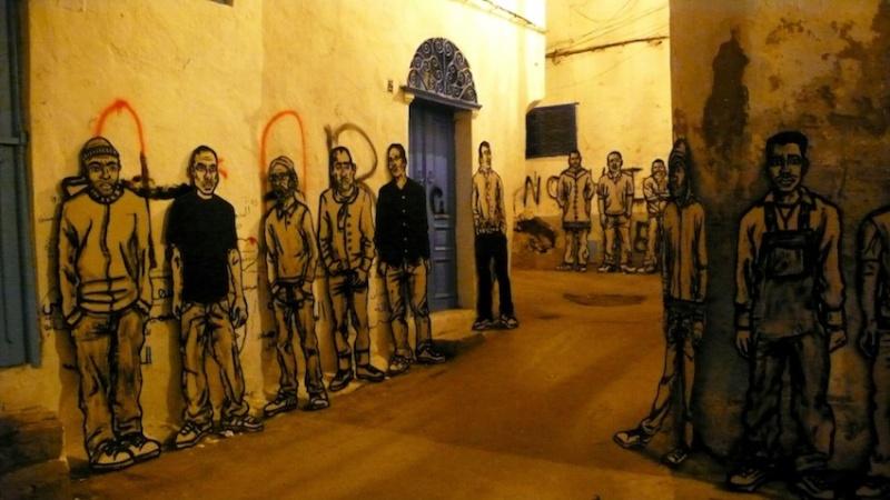 Bilal Berreni (alias Zoo Project). Hommage à un peintre urbain  2510