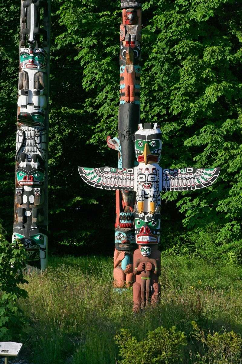 STREETVIEW : les totems 74976710