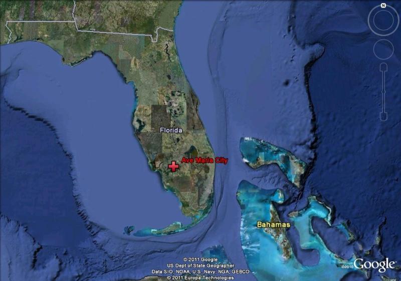 Ave Maria (Floride), ville catholique Amc10