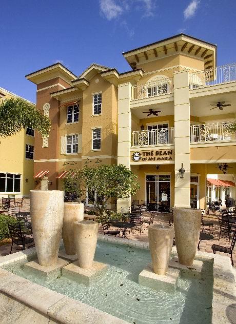 Ave Maria (Floride), ville catholique Archit10