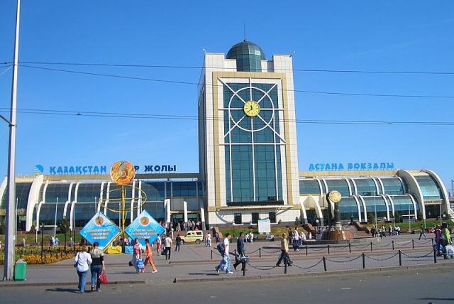 [KAZAKHSTAN] - Astana, la Dubaï d'Asie Centrale Astana11