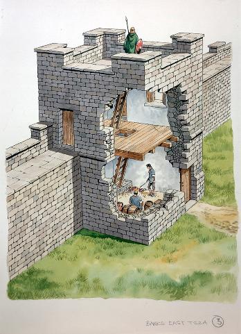 Le Mur d'Hadrien, frontière d'un empire - Page 4 Bankse10