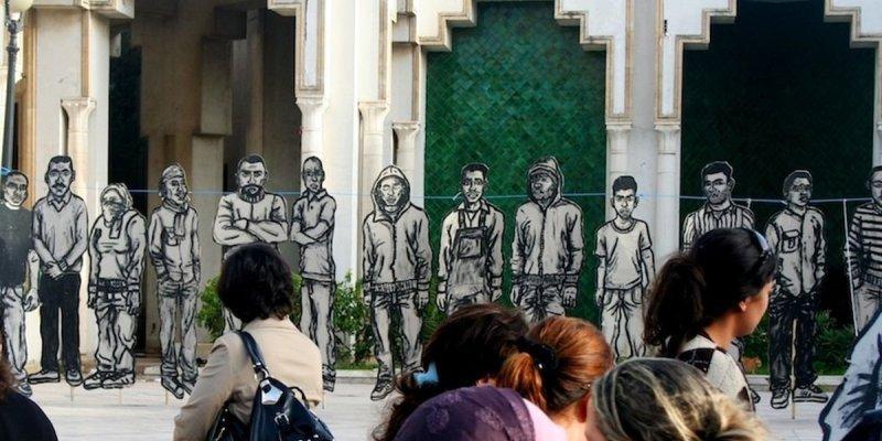 Bilal Berreni (alias Zoo Project). Hommage à un peintre urbain  Bilal-10