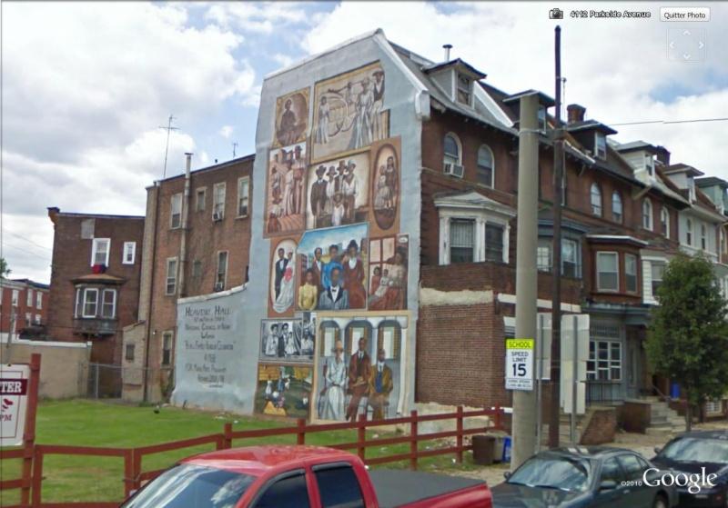STREETVIEW : les fresques murales de Philadelphie  - Page 2 Black_10