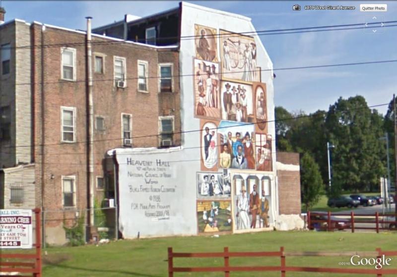 STREETVIEW : les fresques murales de Philadelphie  - Page 2 Blackl10