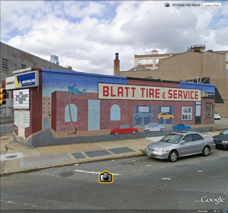 STREETVIEW : les fresques murales de Philadelphie  - Page 3 Blatt_10