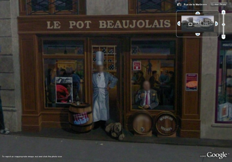 STREET VIEW : les fresques murales en France Bocuse10