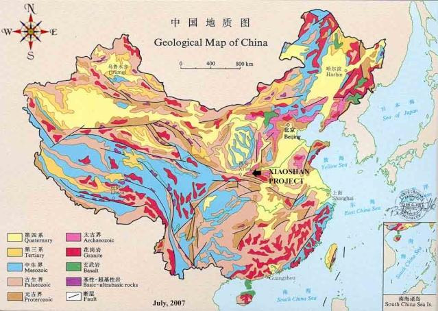 Coup de projecteur sur la Chine et les chinois  Carte_10