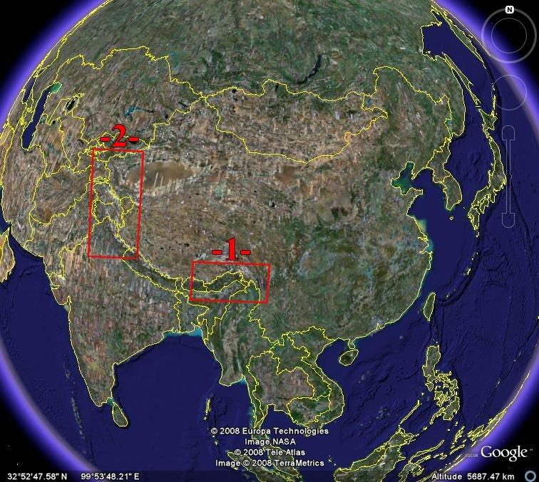 Coup de projecteur sur la Chine et les chinois  Chine_13